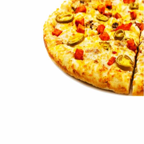 veg pizza 120