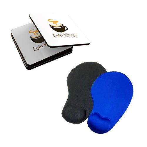 Mouse Pads & Tea Coasters