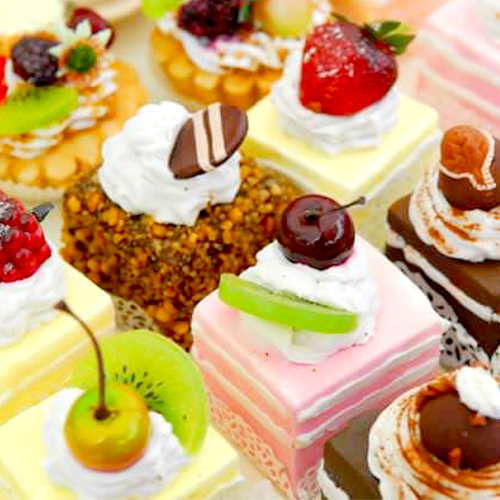 Cake and Pastry