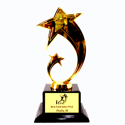 Two_Star_trophy