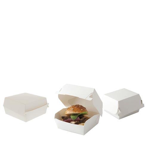 Paper Board Burger Box