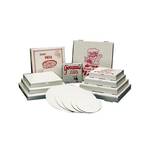 Corrugated Pizza & Other Boxes