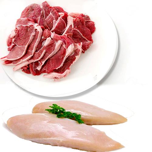 Chicken & Mutton